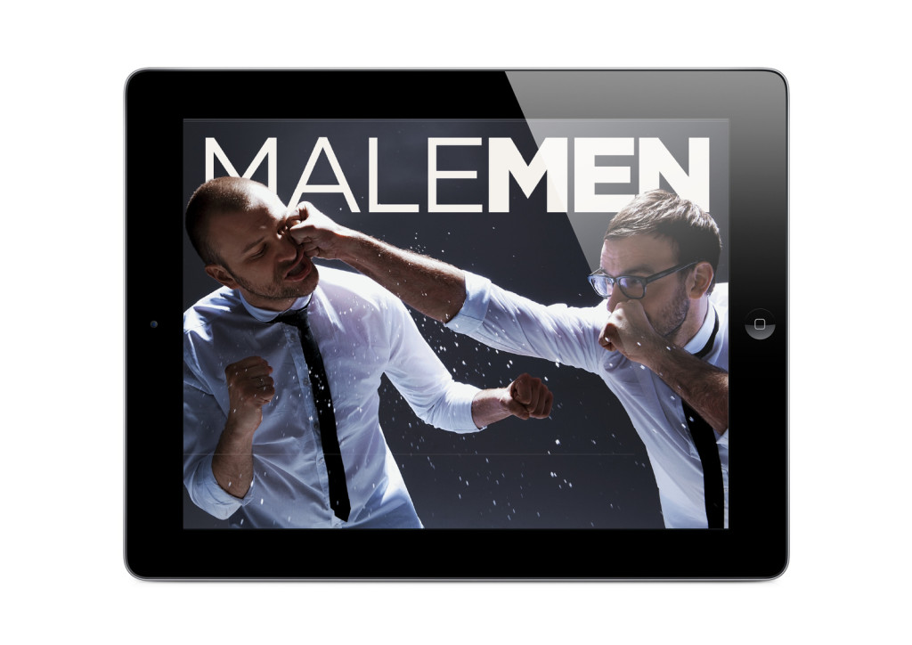 Malemen iPad Magazine